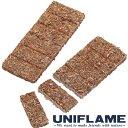 ユニフレーム 665800 森の着火材 木材破砕屑/間伐材利用 12回分 キャンプ/野外料理用