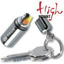 ハイマウント[Highmount]HMT14573 トゥルーユーティリティー・ファイヤースタッシュ【TRUE UTILITY】【キーリング付きオイルライター】【喫煙具】【市販のライターオイル使用可能】【※ゆうメール不可】【RCP】