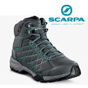 スカルパ ハイドロジェンハイクGTX WMN SC22040 レディース/女性用 登山靴 Hydrogen Hike GTX WMN アイアングレー/ラグーン