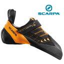 スカルパ インスティンクト SC20140 (ブラック)インスティンクトVS【靴/クライミングシューズ】【ロッククライミング】【ボルダリングシューズ】【スタッフ写真付】【RCP】