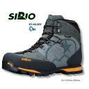 シリオ 登山靴 SIRIO046(グレイ)P.F.46【PF46】【トレッキングシューズ】【メンズ/男性用】【レディース/女性用】【男女兼用】【RCP】