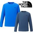 ノースフェイス Tシャツ メンズ/男性用 NT11518 ロングスリーブアルファドライクルー【L/S ALPHADRY Crew】【長袖Tシャツ】【吸汗速乾】【ランニング】【※ゆうメールOK】【YU_ML】【半額_SS】