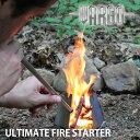 バーゴ ライター VGOT-467 アルティメットファイヤースター【ULTIMATE Fire STARTER】【火吹き棒】【ファイヤースパーク】【点火用】【火...