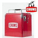 チャムス チャムススチールクーラーボックス CH62-112...