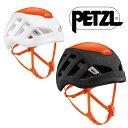 ペツル シロッコ A073 ヘルメット ブラック ホワイト