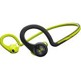 PLANTRONICS Bluetooth ワイヤレスヘッドセット BackBeat Fit Green 製品型番:BACKBEATFIT-GR