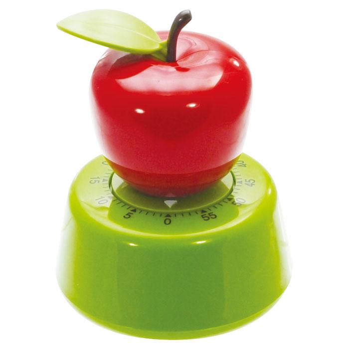 アップルキッチンタイマーリンゴ型ベル式60分計料理台所調理道具小物雑貨グッズおしゃれ現代百貨K889