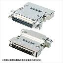 SCSIアダプタ D-Sub25pin-ピンタイプハーフ50pin SCSI変換アダプタ サンワサプライ AD-D25P50K