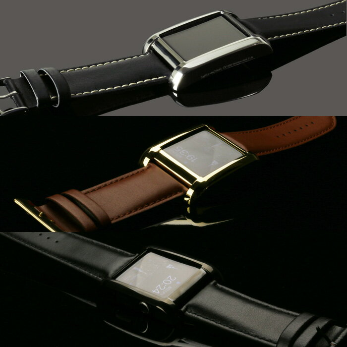 Apple Watch 42mm ケース/カバー アップルウォッチを腕時計として楽しむ CorVin Premium Accessories for Apple Watch 42mm(CV1500シリーズ) CorVin CV-AW1500