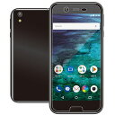 Android One X1用液晶保護フィルム/防指紋/反射防止 エレコム PY-AOXFLFT