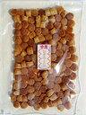 80011【メール便】北海道オホーツク産 帆立・ほたて干し貝柱SAサイズ500gチャック袋