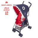 【正規商品】【公認メンテナンスセンター直営】Maclaren MarkII マクラーレン マーク2 _ Shark Buggy シャークバギー ベビーカー バギー ストローラー
