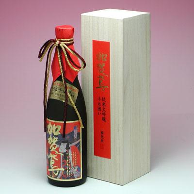 加賀鳶 純米大吟醸千日囲 錦絵ラベル 720ml