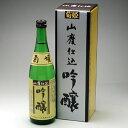 【楽ギフ_包装】石川県の地酒 菊姫 山廃吟醸 720ml