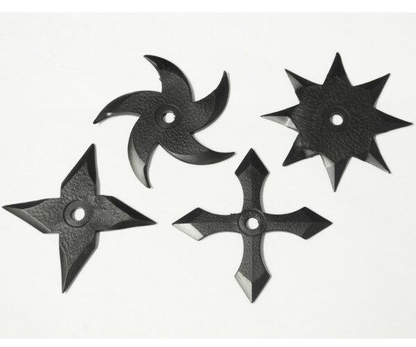 クリスマス 折り紙:折り紙 手裏剣 4枚-divulgando.net