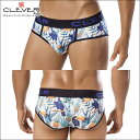 【CLEVER2016-1】 CLEVER クレバー ブリーフ メンズ Ref,5259 Toucan Mania Brief ローライズボクサー 【男性下着 ...