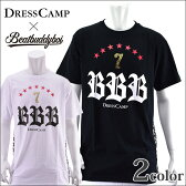 DRESS CAMP ドレスキャンプ BEAT BUDDY BOI ビートバディーボーイ Tシャツ メンズ 【JERSEY mens メンズ Men's ブランド】 【SD10CO】【PUP】