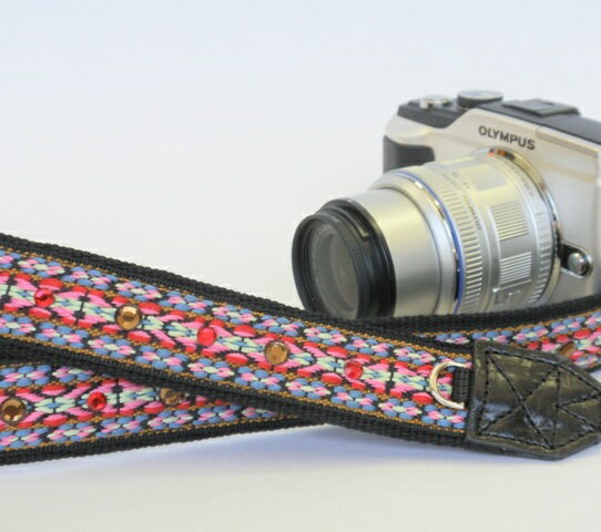 かわいい☆おしゃれなカメラストラップ/カメラ女子...の商品画像