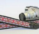 かわいい☆おしゃれなカメラストラップ/カメラ女子 /一眼レフ・ミラーレス ブランド La POP