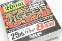サンライン PEジガー ULT 8本組 1.5号(25lb)-200m【10P03Dec16】