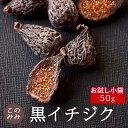ドライフルーツ 砂糖不使用 無添加 無花果 ブラックフィグ 乾燥 果実 おつまみ 日本製 お中元 おやつ 製菓 製パン 食品 スイーツ 黒いちじく 50g