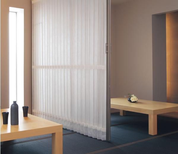 TOSO アコーディオンドア(アコーディオンカーテン) クローザーエクセル スモーク 幅91~120cm×丈241~250cm 簡単間仕切り!アコーディオン送料無料♪環境保護(環境保護)