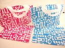 【単品での購入は不可となります】《非売品》RONI(ロニィ)★ロゴ総柄レジャーシート&ロゴ総柄トート...