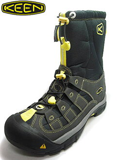 2013 Fall winter new NEW KEEN Winterport II keen winter port II men's most popular outdoor boots boots winter boots lightweight snow comfort 1008923 Black Neon.