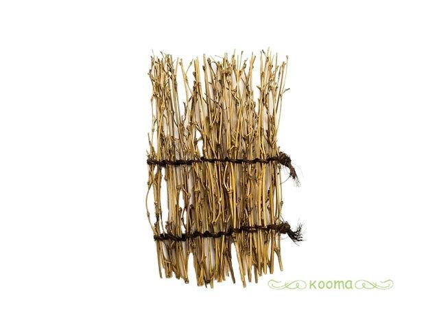 竹製 日本製【笹スダレ 小】和食器 竹 天然素材 すのこ すだれ 刺身業務用 プロユース 料理飾り 職人手作り