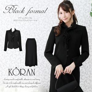 レディース ブラックフォーマル スカート ファッション