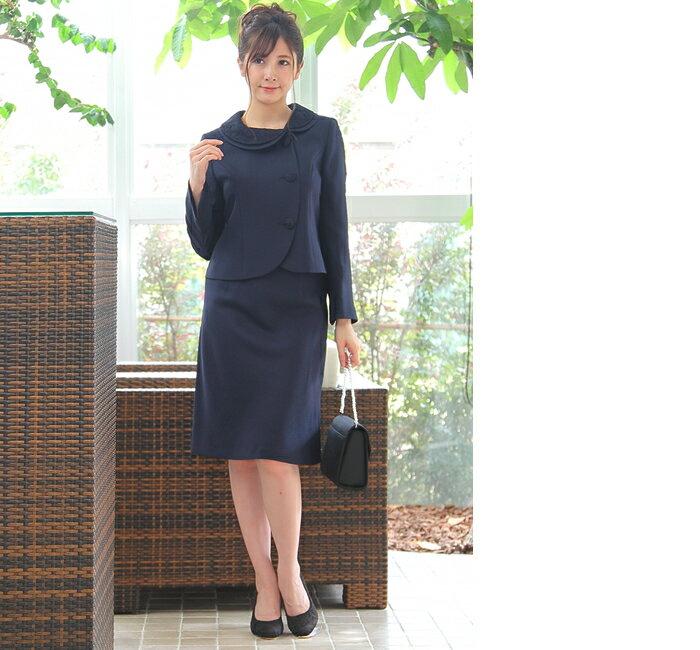 入学式 卒業式 レディース セレモニースーツ ...の紹介画像3