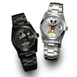 【すぐに使える10%OFFクーポン】ディズニー世界限定腕時計ギミックアイミッキー【送料無料】天然ダイヤモンドとミッキーの豪華な共演!ミッキーウォッチ誕生77周年記念限定2000本!!曜日ごとに表情がくるくる変わる特殊ギミックを搭載したミッキー腕時計