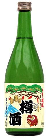 井出醸造店(甲斐の開運)甲斐の開運 樽酒 720ml