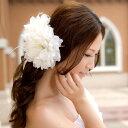 ★定型外郵便可★2WAYオーガンジーコサージュ/卒業式 卒園式 入学式 入園式 結婚式 和装 髪飾り 帯飾り