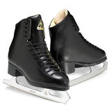 フィギュア・スケート靴・ジャクソン・アーティストプラスセット 黒