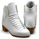 フィギュア・スケート靴・ジャクソン・エリート 白