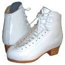 フィギュアスケート スケート靴 KOSUGI(コスギ) F2AEX 白/黒