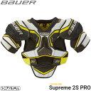 BAUER(バウアー) ショルダー S19 シュープリーム 2S PRO YTH