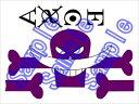 ショッピングポートガス ONE PIECE ワンピース ポートガス・D・エース コスプレ用タトゥーシール(アニメ版)