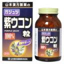 ガジュツ紫ウコン粒100% 280粒 山本漢方