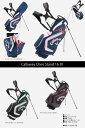 ●2016 キャロウェイ キャディバッグCallaway Chev Stand 16 JM