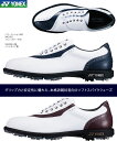 ●2016 ヨネックス ゴルフシューズ【メンズ】パワークッシ...