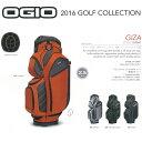 ●2016 OGIO/オジオ キャディバッグGIZA [CART] 124047