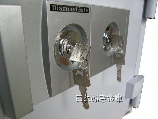 送料無料 DW52-DX耐火金庫 新品 カギ式...の紹介画像2