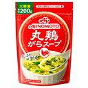 送料無料 味の素 株式会社「丸鶏がらスープ」200g袋×7個セット【たんぽぽ薬房】