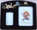 【送料無料】五月人形写真立て【北寿監修】 オルゴール付写真立てJI-501 五月人形フォトフレーム※名入れ対象外。