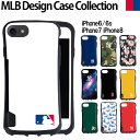 iPhone8 ケース iPhone7 カバー iPhone6S iPhone6 MLB 正規品 メジャーリーグ アイフォン8