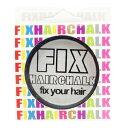 FIX フィックス ヘアチョーク ヘアーチョーク 髪色 1日ヘアカラー 1Day ホワイトライト(WHITE LIGHT) ホワイト 白 メンズ レディース イベント ハロウィン