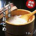 ショッピング10kg 29年産 千葉県産ふさおとめ 白米10kg(5kg×2)