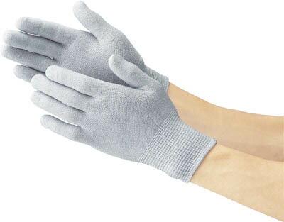 TRUSCO 静電気対策用手袋 ノンコートタイプ